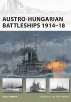 Østerriksk-ungarske Slagskip 1914-18 - NYE VANGUARD 193