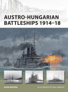 Австро-угорські лінкори 1914-18-новий авангард 193