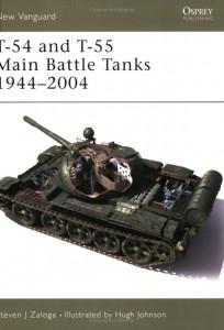 T-54 and T-55 Main Battle Tanks 1944–2004 - NEW VANGUARD 102