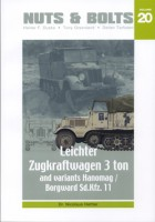 Sd.Kfz.11 - 3 tonne Zgkw. Borgward - Nuts & Bolts 20