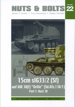 Nuts & Bolts 22 De SdKfz.138/1