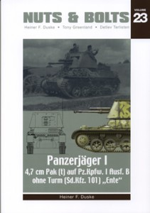 Nuts & Bolts 23 - Panzerjager I