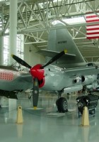 Lockheed P-38 Lightning - Около