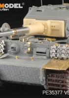 A segunda guerra mundial alemão Tiger eu MEADOS de Produção, a VOYAGER MODELO PE35377