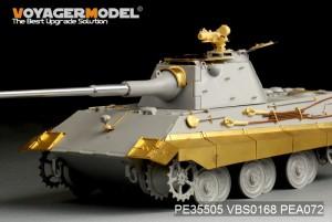 VOYAGER 모델 PE35505-독 E-50 탱크