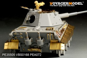 VOYAGER MODEL PE35505 - German E-50 Tank