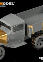 Sovietsky GAZ-AAA Mod.1940 Nákladu TRUCK - CESTOVNÉ MODEL PE35526
