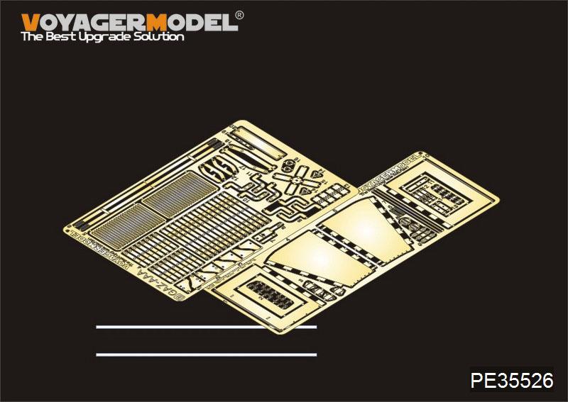 Soviética GAZ-AAA Mod.1940 CAMINHÃO de Carga - MODELO VOYAGER PE35526