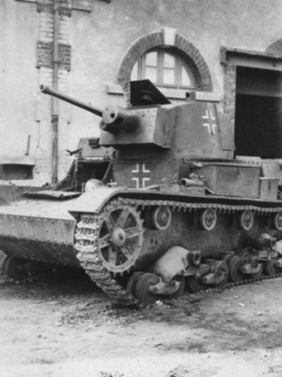 폴란드 기술에서 독일군이 단위