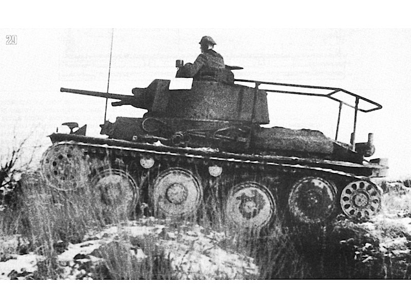 PzKpfw-38(t) - Album photos