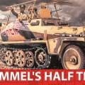 Rommel's Half Track - Airfix A06360