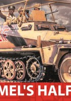 Rommel is een Half-Track - Airfix A06360