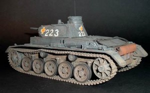 Sd Kfz 141 Panzer III Ausf A - Κυρίαρχο S2KV005