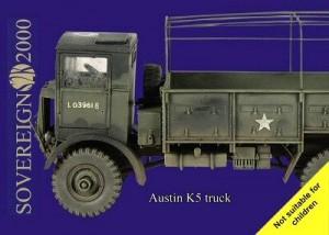 Britannique Austin K5 Camion - Souverain S2KV011