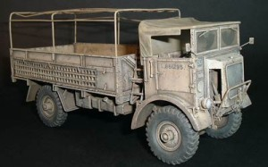 British Austin K5 Truck - Sovereign S2KV011