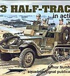 M3 Half Tracks in Action - Squadron Signal SS2034