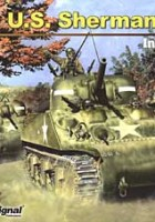 WWII US Sherman Tank in Action - Squadron Signal SS2048