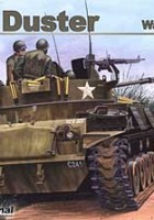 M42 Duster Color Walk Around - Squadron Signal SS5705