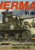 Sherman in Action - Squadron Signal SS2016