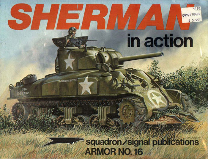 Squadron Signal 2016 - M4 Sherman
