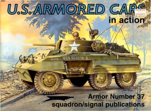 Squadron Signal 2037 - Us Armored Cars in actie