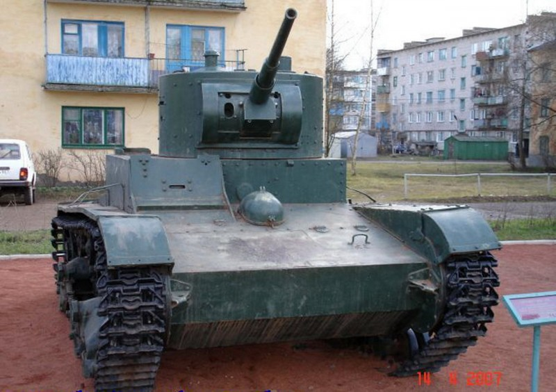 T-26 Staraja