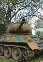 T-34 85 - Omrknout