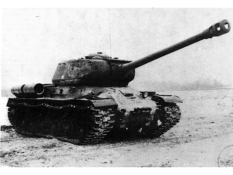 Tanque IS-2