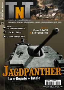 Les chars multitourelles - Jagdpanther - Revue TnT 12