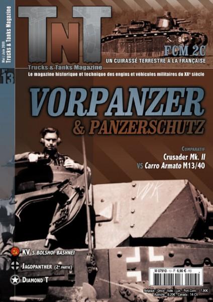 Vorpanzer & Panzerschutz - KV S Bolshoi Bashnei - Översyn TnT 13