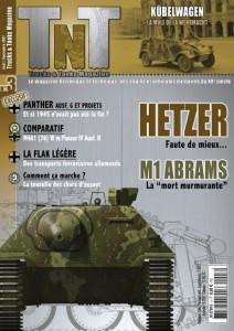 Cacciacarri 38(t) Hetzer - M1 ABRAMS Revue TnT 03