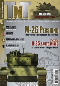 Le M26 PERSHING - Humber Scout Bil - Revy TnT 04