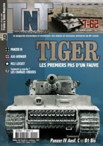 Panzer III Aufs. A à E - M22 Locust - Revue TnT 09