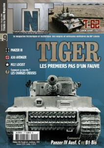Panzer III Aufs. E - M22 Locust - Огляд Тнт 09