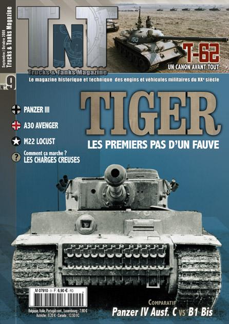 Panzer III. Aufs. Egy E - M22 Akác Felülvizsgálat TnT 09