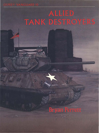 Vanguard 10 Allierede Tank Destroyere