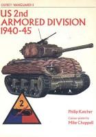 Vanguard 11 - NOUS de la 2e Division Blindée 1940-45