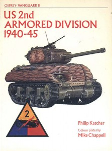 Vanguard 11 - AMERIKAANSE 2nd Armoured Division 1940-45