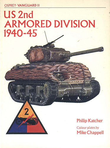 Vanguard-11 - US 2nd Armoured Division 1940-45