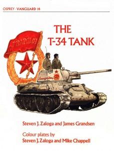 De T34 Tank - VANGUARD 14