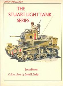 Vanguard 17 - Stuart Lehký Tank Série