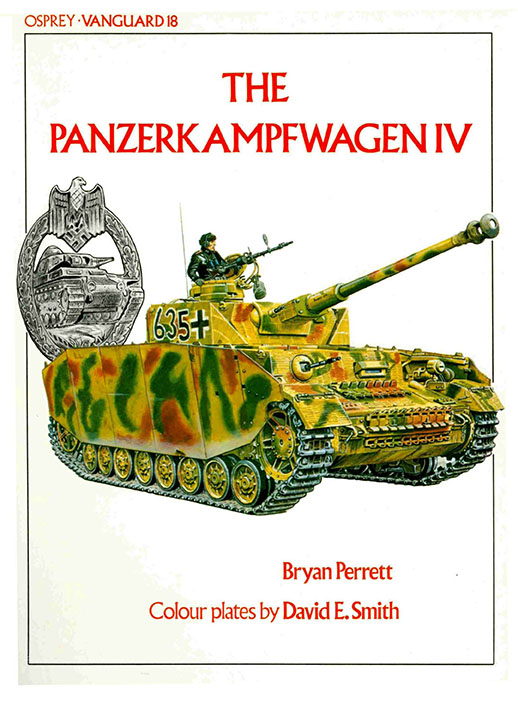 Vanguard 18 - The Panzer IV