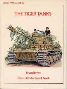 Vanguard 20 - De Tiger Tanks