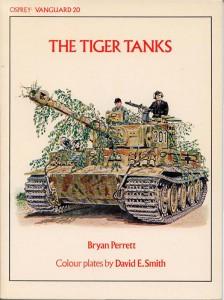 Vanguard 20 - I Carri Armati Tiger