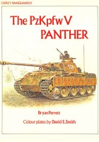 The PzKpfw V Panther - VANGUARD 21