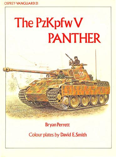 Vanguardia 21 - El PzKpfw V Panther