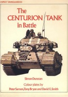 Vanguard 22 - Le char Centurion dans la Bataille