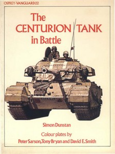 Vanguard 22 - The Centurion Tank in Battle