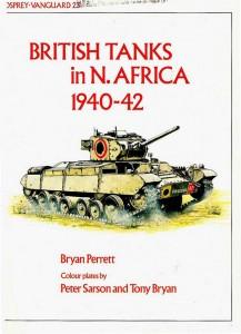 先锋23-英国坦克在1940年北非