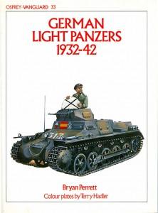 Vanguard 33 - German light panzers 1932-42